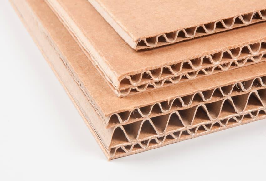 Material cartón para utilzar en corte y grabado láser